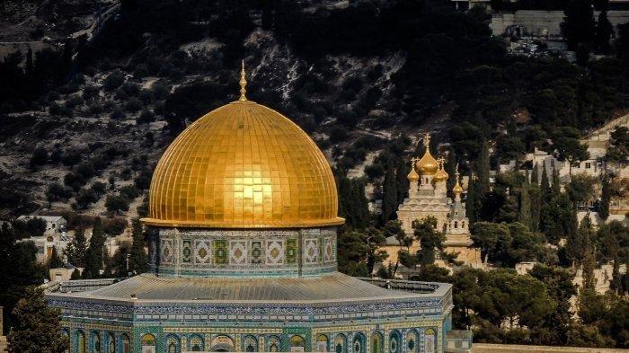 Masjid Al Aqsa di Palestina.