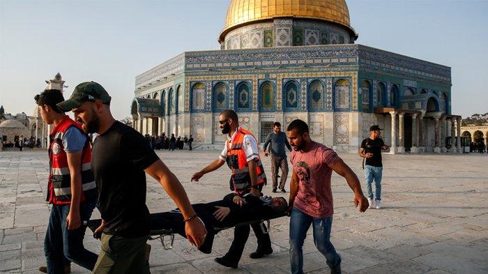 TERBONGKAR Cara Israel Hancurkan Masjid Al Aqsa, Diam-diam Suntik Larutan Agar Dinding Keropos