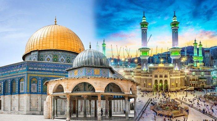 Masjid yang Dikunjungi Nabi Muhammad dalam Isra Miraj