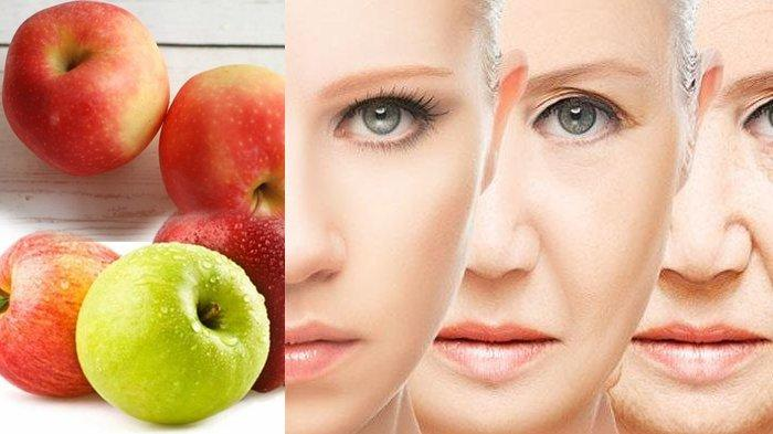 5 Khasiat Ajaib Masker Apel yang Jarang Diketahui, Ampuh Cerahkan Wajah Hingga Cegah Penuaan Dini
