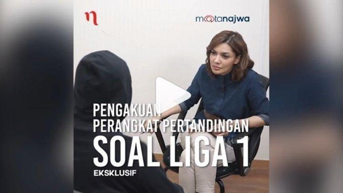Siaran Mata Najwa yang tayang di Trans7, Rabu (20/2/2019) malam, kembali mengungkit skandal pengaturan skor. Kali ini klub asal Kalimantan Timur, Borneo FC ikut disebut.