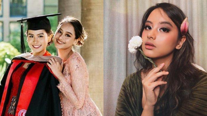 Tak Kalah Cantik dari Sang Kakak, Intip 5 Potret Amanda Khairunnisa Adik Maudy Ayunda yang Memesona