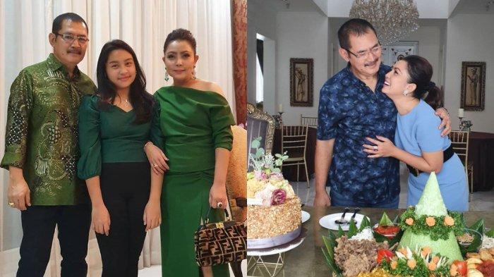 20 Tahun Bersama, Mayangsari & Bambang Trihatmodjo Rayakan Wedding Anniversary, Banjir Ucapan Artis
