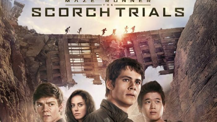 Sinopsis Film Maze Runner: The Scorch Trials Hari Ini Minggu 17 Maret 2019 GTV 21.00 WIB