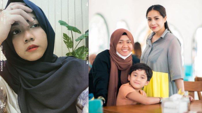 Tak Tega Nagita & Rafathar Berdua Isolasi Mandiri, Mbak Lala Merawat hingga Ikut Terpapar Covid-19