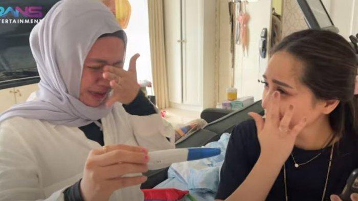 TERHARU Nagita Hamil, Mbak Lala Nangis Ingat Rafathar Khusyuk saat Salat: Ya Allah Dia Mau Adik