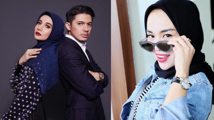 Medina Zein, Irwansyah dan Zaskia Sungkar