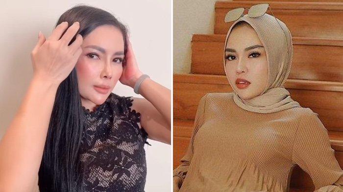 Medina Zein Resmi Dipolisikan Uci Flowdea, Sang Crazy Rich Surabaya Ngaku Diancam Akan Dibom