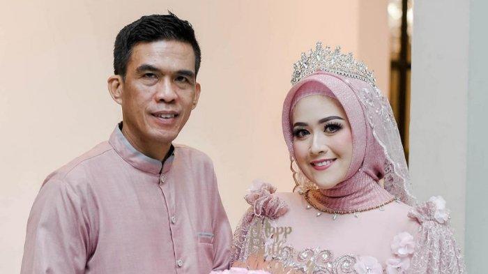 Meggy Wulandari menikah dengan Muhammad, pengusaha asal Makassar
