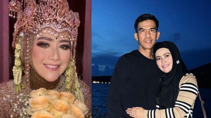 Meggy Wulandari resmi menikah secara negara dengan H Muhammad.
