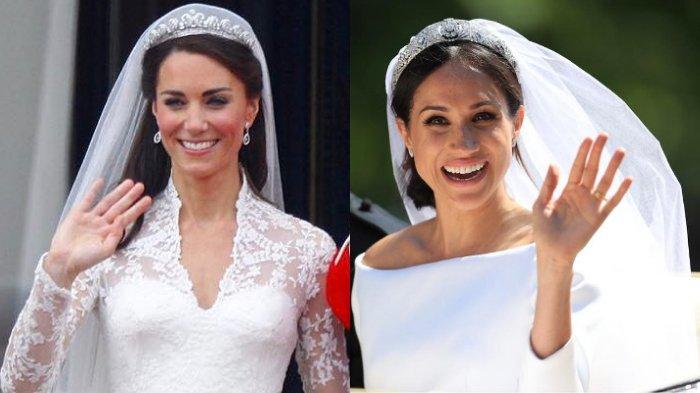 Mewah, Unik & Bersejarah, Ini Deretan Tiara Cantik yang Hiasi Bangsawan Inggris di Hari Pernikahan