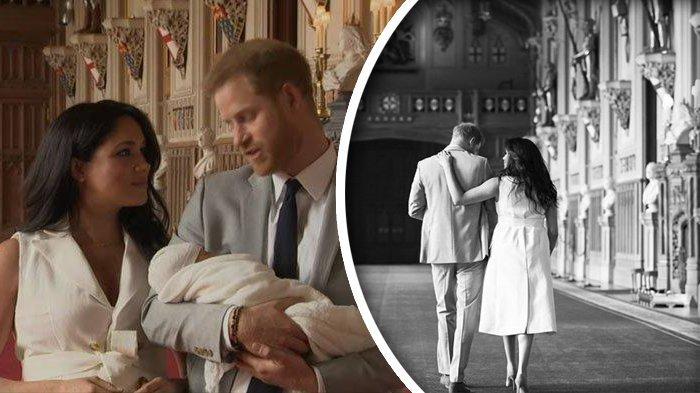 Meghan Markle dan Pangeran Harry Perkenalkan Bayinya, Ahli Bahasa Tubuh: Ada Stres dan Tidak Percaya Diri