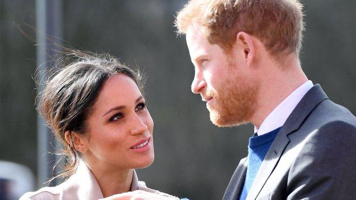 Kabar Terbaru Kehamilan Meghan Markle, Terlihat Pangeran
