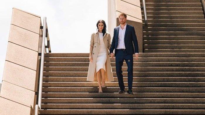 Terjadi Serangan Teroris di Selandia Baru, Pangeran Harry & Meghan Markle Lakukan Kunjungan Mendadak
