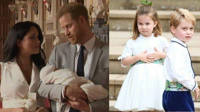 Tanpa Gelar Kerajaan, Anak Pangeran Harry Bebas Lakukan Hal Ini, tapi Tidak Buat Anak William-Kate