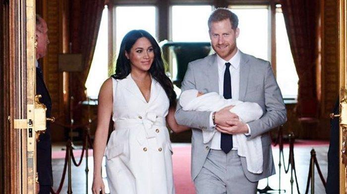 Ditanya Anak Mereka Lebih Mirip Siapa, Begini Jawaban Pangeran Harry dan Meghan Markle