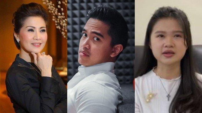Setelah Felicia Tissue Beber Pengakuan Dighosting Kaesang, Meilia Lau Beri Dukungan untuk Sang Putri