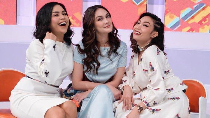 Geng Luna Maya Disebut Bubar hingga Melaney Ricardo Leave Group, Begini Klarifikasi Teman Ayu Dewi