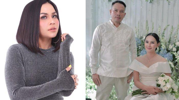 Pernikahan Vicky dan Kalina Ditunda, Sang Mak Comblang Melaney Ricardo: Perjuangkan Cinta Kalian!