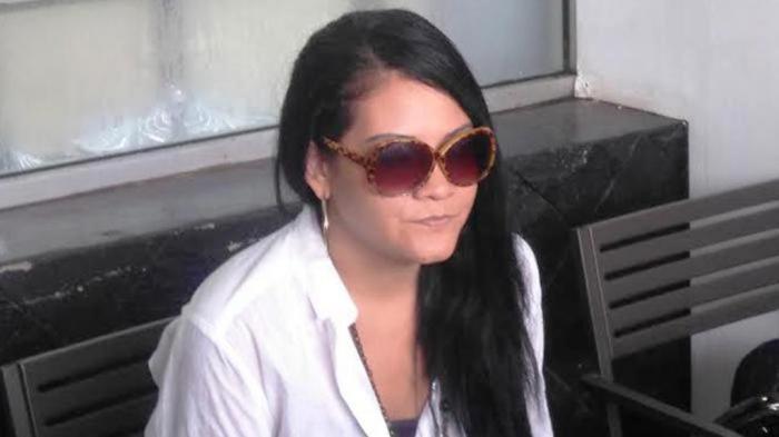 Melanie Subono.