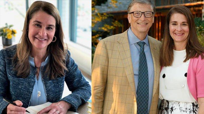 SIAPA Melinda Gates? Intip Sosok yang Temani Bill Gates selama 27 Tahun Arungi Bahtera Rumah Tangga