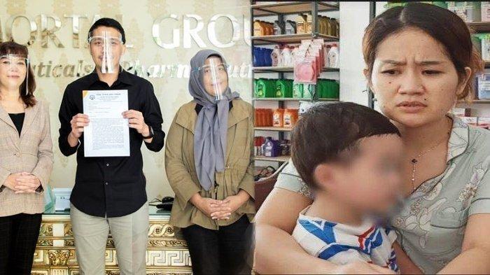 TAK ADA Ampun! Ngaku Jadi Owner Kosmetik, Melisa, Istri Penganiaya Perawat RS Siloam Kini Digugat