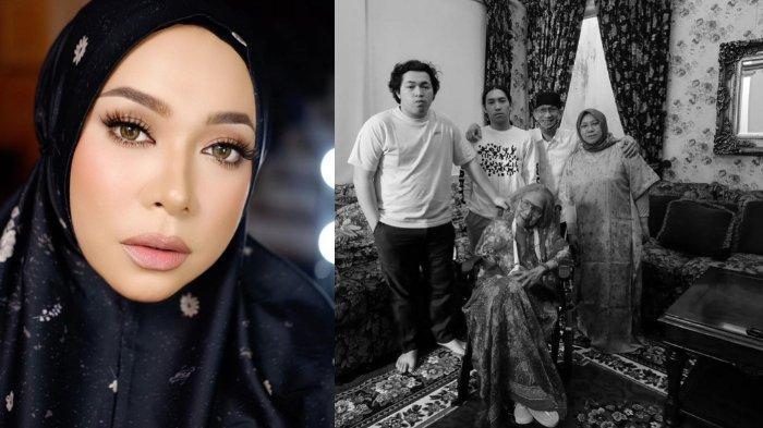KABAR DUKA, Ibu Mertua Melly Goeslaw Meninggal Dunia, Sederet Artis Sampaikan Belasungkawa