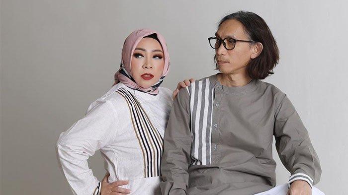 Rayakan Ultah Pernikahan ke-25 dengan Anto Hoed, Melly Goeslaw: Kekuatan Cinta di Atas Segalanya