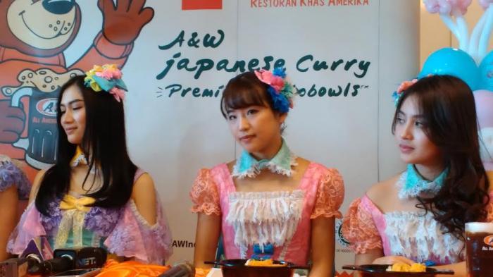 Haruka JKT48 - Hobi Masak, Personel dari Jepang Ini Belajar Bikin Sambal dan Seblak
