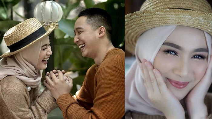 Dikabarkan Segera Menikah, Melody Eks JKT 48 Jalani Foto Prewedding dengan Berhijab