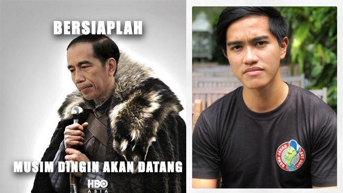 Jokowi Banjir Pujian karena Pidato 'Game of Thrones', Komentar Kaesang Pangarep Justru Jadi Sorotan