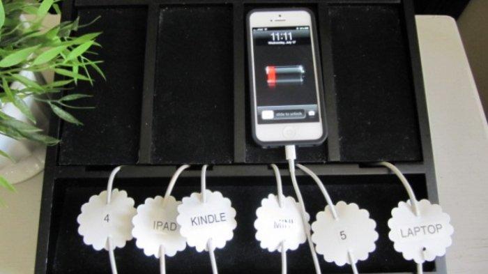 11 Insipirasi Cara Merapikan Kabel Alat Elektronik Agar Tak Terlilit dan Menyetrum!