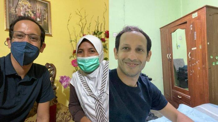 BLUSUKAN Ala Mendikbudristek Nadiem Makarim, Nginap di Rumah Seorang Guru, Semringah Dapat Kamar Ini
