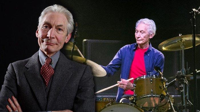 Mengenang Charlie Watts, drummer The Rolling Stones yang meninggal di usia 80 tahun.