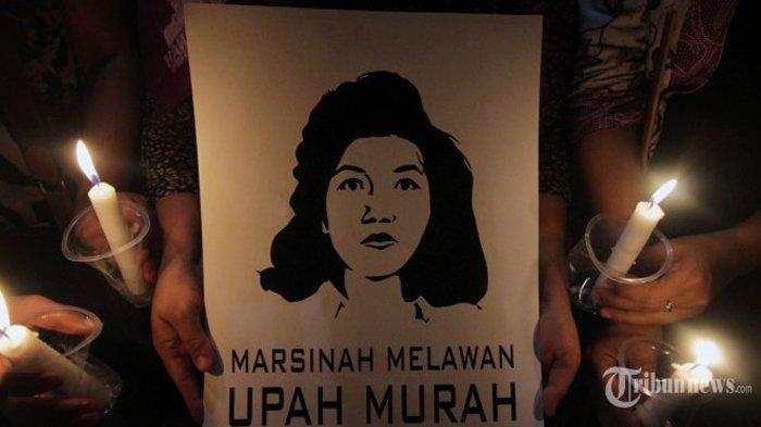Hari Buruh, Mengenang 4 Tokoh Pergerakan Pekerja Indonesia, Termasuk Marsinah yang Meninggal Tragis