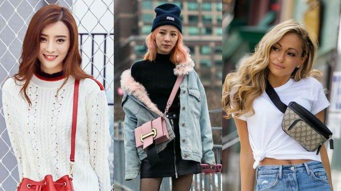 Tips Memilih Model Tas Sesuai dengan Bentuk Tubuh, Cewek Tinggi Cocok Kenakan Tas Backpack