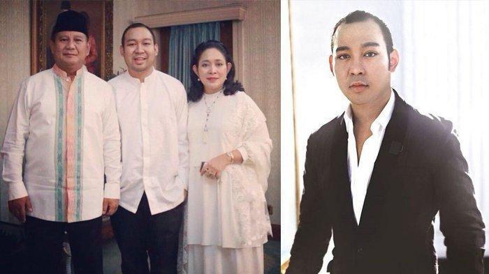 Mengulik Didit Hediprasetyo, Anak Prabowo sebagai Desainer Ternama Dunia, Buatkan Sandiaga Uno Jaket