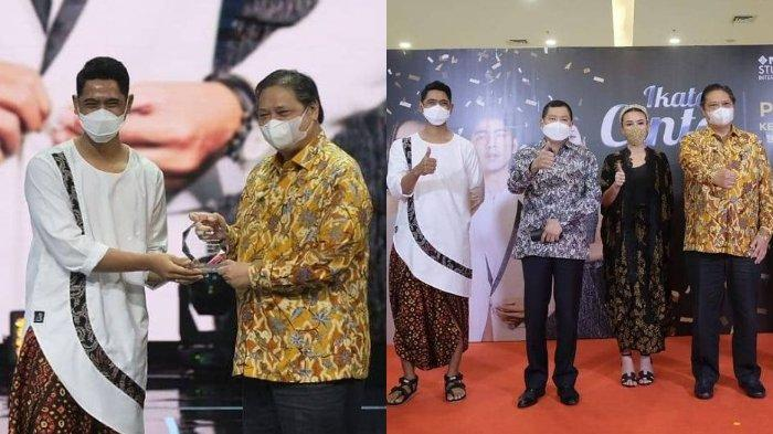 Ikatan Cinta Raih Penghargaan dari Menteri Airlangga, Sinetron Arya Saloka Cs Diapresiasi Karena Ini