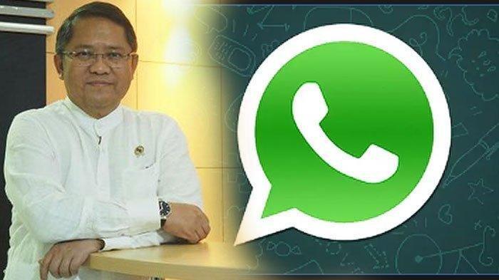 Sampai Kapan Whatsapp Error dan Instagram Down? Bisa Lebih 3 Hari, Ini Penjelasan Menkominfo