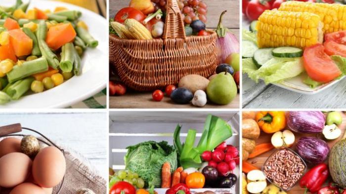 Menu makanan mengandung potasium. Sehatkan jantung.