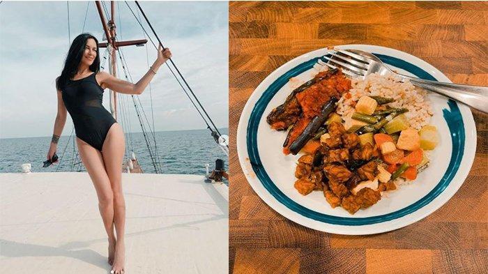 Sophia Latjuba Ungkap Menu Makan Siang Terong Balado dan Tempe Orek, Warganet Tak Menyangka
