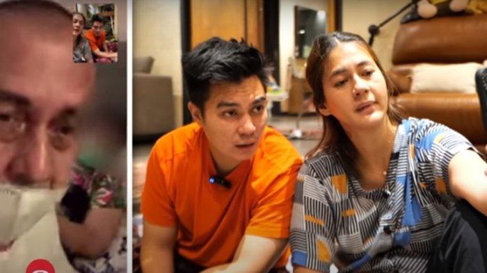 Malam-malam Baim Wong Syok Dikabari Mertua Terbaring Lemas Positif Covid-19, Paula Sigap Lakukan Ini