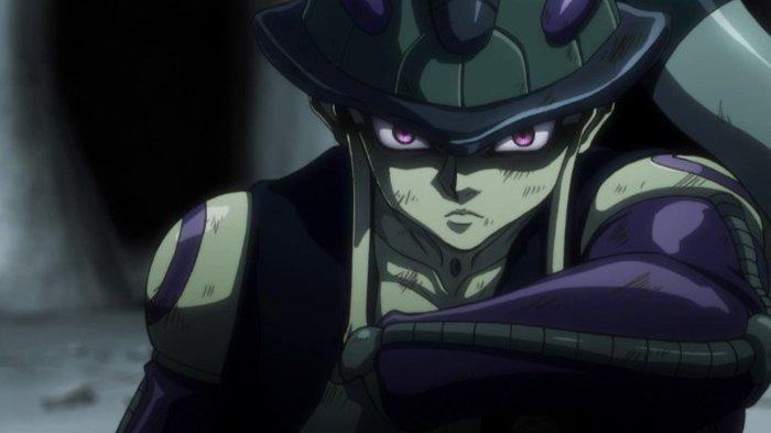 Karakter Meruem di anime Hunter x Hunter