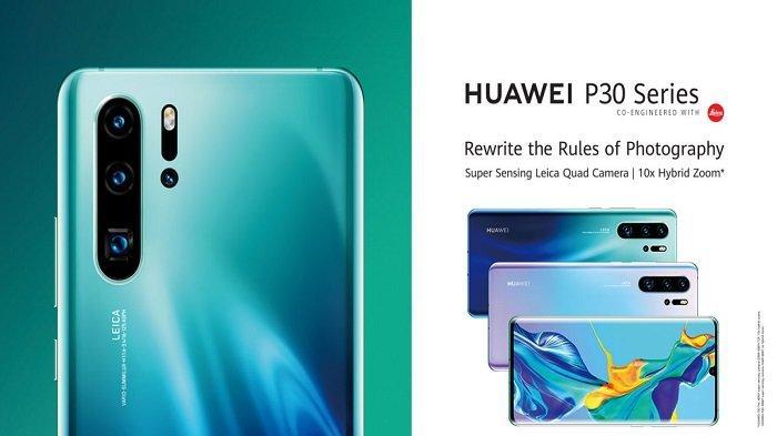 Meski Dirundung Masalah dengan AS, Huawei Tetap Rilis Update Android Huawei P30 Pro