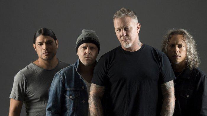 Band Metal Legendaris Metallica Donasikan Rp 10,4 Miliar untuk Kebakaran Hutan di Australia