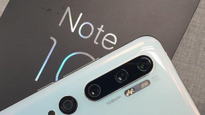 Xiaomi Mi Note 10 Pro Resmi Dirilis di Indonesia, Berikut Spesifikasi dan Harganya