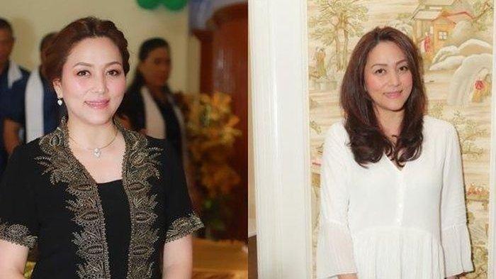 Michaela Paruntu, istri Wakil Ketua DPRD Sulut, James Arthur Kojongian