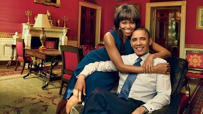 26 Tahun Menikah, Ini 6 Cara Romantis Barack & Michelle Obama Jaga Cinta Tetap Terjaga Hingga Kini