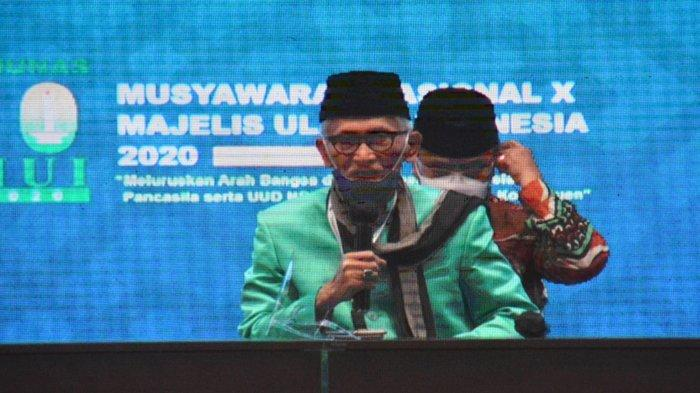 Profil Miftachul Akhyar, Kyai NU yang Terpilih Jadi Ketua Umum MUI 2020-2025 Gantikan Maruf Amin