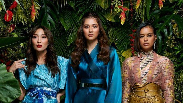 Cerita Mikha Tambayong, Eva Celia, dan Ayu Dewi Jadi Pengisi Suara Film Raya and the Last Dragon